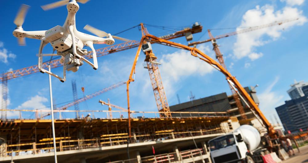 kurumsal fotoğraf çekimi drone